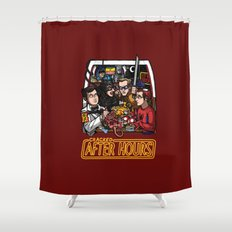 After Hours: The Shirt Shower Curtain