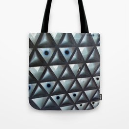 Triangle Gallery Tote Bag