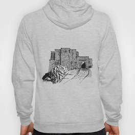 shadow at the top of the hill Hoody