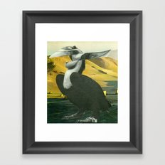 Kaeb Framed Art Print