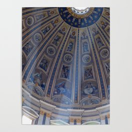 St. Peter's Basilica Poster