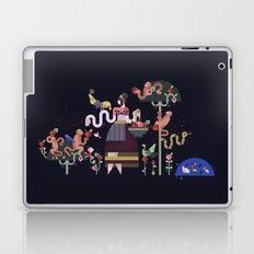 Monkeys and fruits Laptop & iPad Skin