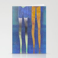 gradient Stationery Cards featuring gradient by Thedevilguru