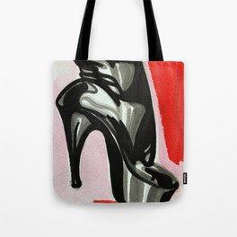 Latex Heel Tote Bag