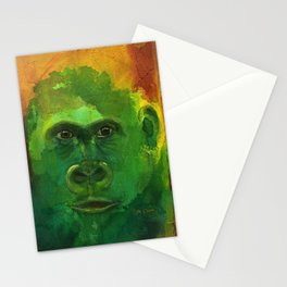 Proud Gorilla Stationery Cards