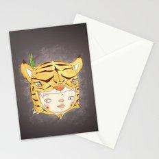 DRUNKEN TIGAAAAR Stationery Cards