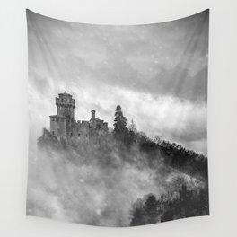 San Marino - Original Photograph Wall Tapestry