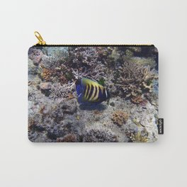 Fish on the Reef Carry-All Pouch