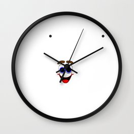Role Playing Games rpg gamer Fantasy Tee Wall Clock