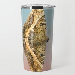 Black Witch Moth Travel Mug