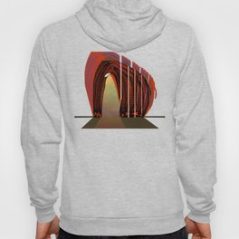 Entrance To The Unknown / Elephant 2 Hoody