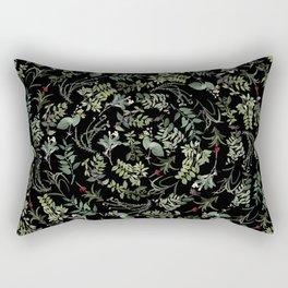 Circular Nature Rectangular Pillow