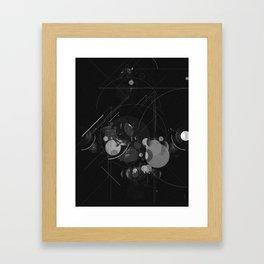 abst_ Framed Art Print