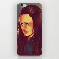 jem iPhone & iPod Skins featuring In the Flesh - Jem Walker by SandraG.N.