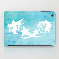kingdom hearts iPad Cases featuring Kingdom Hearts Watercolor by Sierra Wheeler