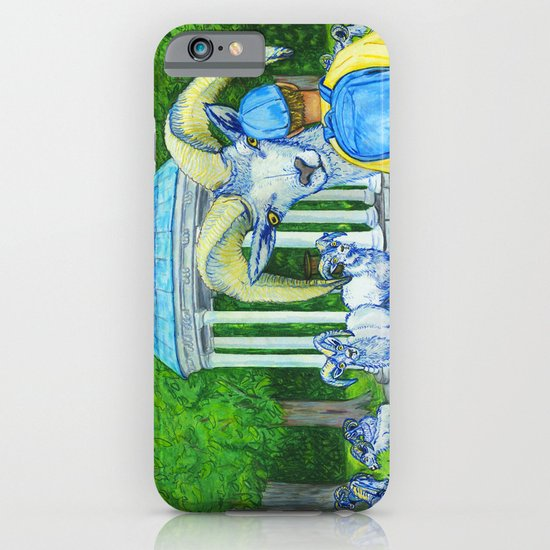 Locals Only  - Chapel Hill, NC iPhone & iPod Case