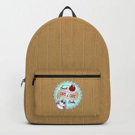 Caps i Caps Backpack