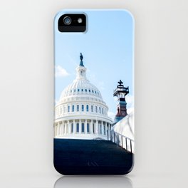 Our Nation's Capital iPhone Case