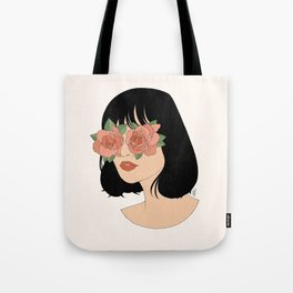 Blinded By Beauty Tote Bag