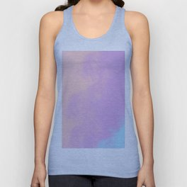 Cotton Candy Unisex Tank Top