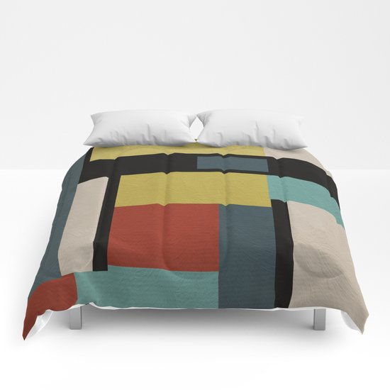 M. A. 01 Comforters