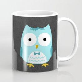 Owl Prom Date Coffee Mug