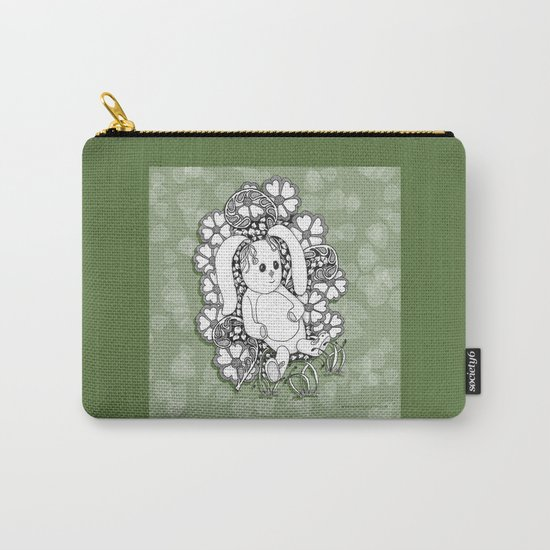 Beloved Bunny for Children Carry-All Pouch