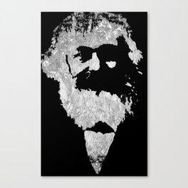 Karl Marx- Gone But Not Forgotten Canvas Print