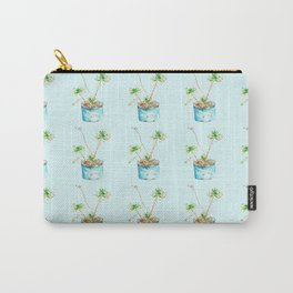 African flower Carry-All Pouch