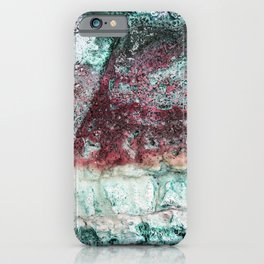 Beach Vibe in Pink iPhone Case