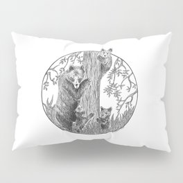 Bears Pillow Sham