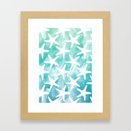 Stars from the Sea Framed Art Print