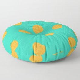 Happy Pumpkins 2 Floor Pillow