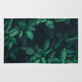 The Greenery (Color) Rug