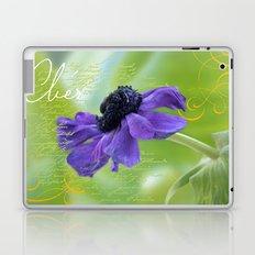 cheri Laptop & iPad Skin
