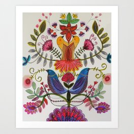 harmonie Art Print