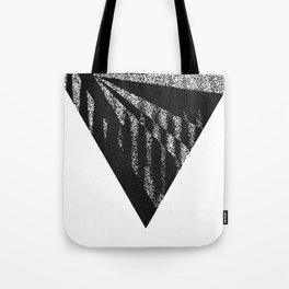 Discardable Triangle Tote Bag