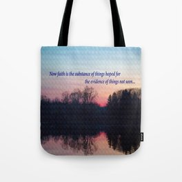 Chasing the Sun at Sunset  Tote Bag