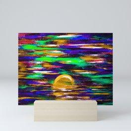 Sun Scramble 2 Mini Art Print