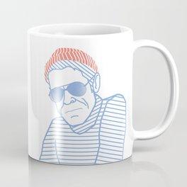 TEAM ZISSOU Klaus Daimler Coffee Mug