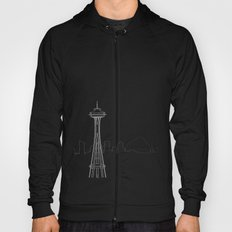 Seattle by Friztin Hoody
