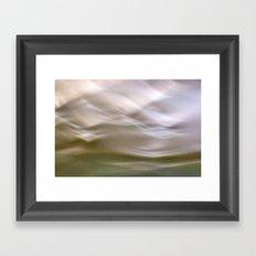 Flow IV Framed Art Print