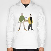 breaking bad Hoodies featuring Breaking Bad by Bill Pyle
