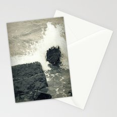 Crystal Waves 2 Stationery Cards
