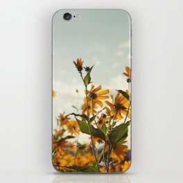 Sunflower iPhone Skin