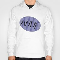 buzz lightyear Hoodies featuring Buzz Andy by bitobots