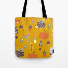 Atumn happy Tote Bag