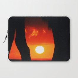 Moorea Sunset Laptop Sleeve