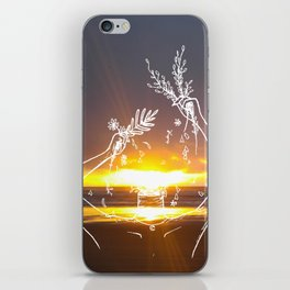 The Beauty of a Sunset iPhone Skin