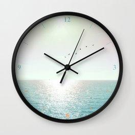 Goodbye Blighty Wall Clock
